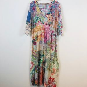 Johnny Was Alyssa Kimono Dress